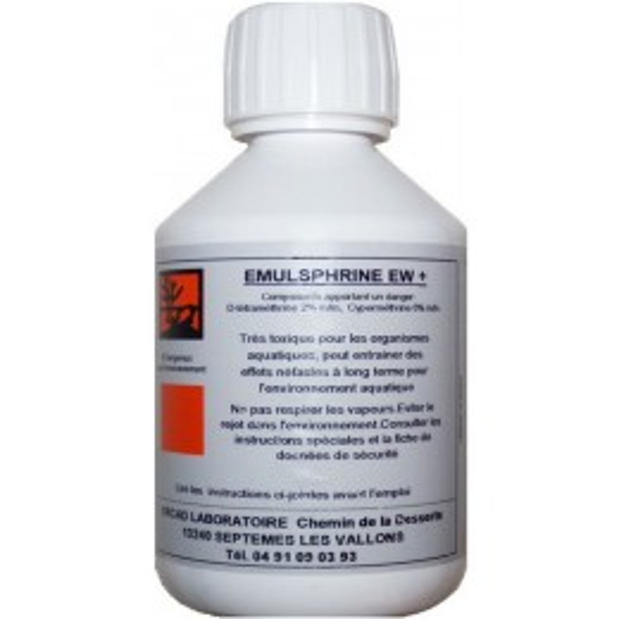 Emulsphrine EW+