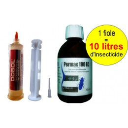 FOURMICIDE GEL / PERMAX 100