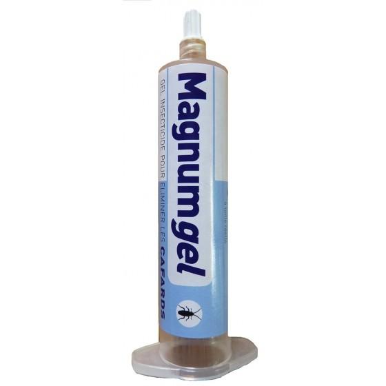 Magnum Gel Anti-Cafards sans poussoir ni aiguille