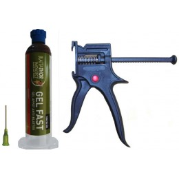 PACK  BLATTATHOR GEL + PISTOLET + AIGUILLE METAL
