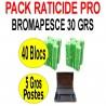 Le Pack Raticide Souricide Bromapesce