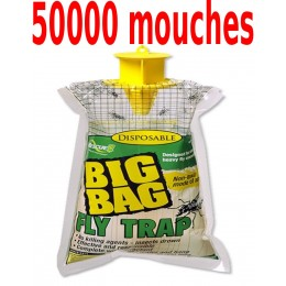 Rescue Fly Trap Mouche Grand Modèle (50 000 mouches)
