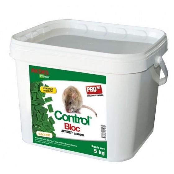 BLOC EXTRUDE CONTROL BLOC 20 GRS