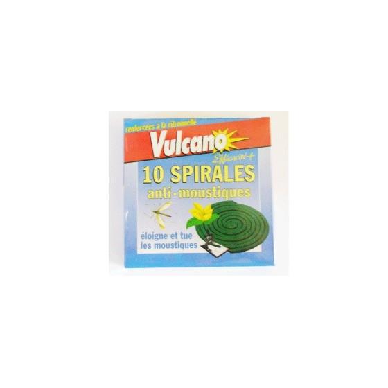 Spirale anti-moustiques de Vulcano